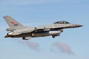 660 - Norway - Royal Norwegian Air Force Lockheed Martin F-16AM Fighting Falcon aircraft