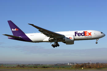 N852FD - FedEx Federal Express Boeing 777F