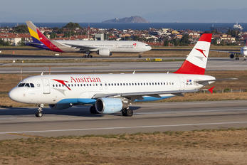 OE-LBU - Austrian Airlines/Arrows/Tyrolean Airbus A320