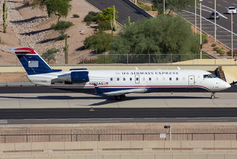 N885AS - US Airways Express Canadair CL-600 CRJ-200