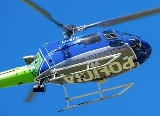 LQ-BEN - Argentina - Police Eurocopter Ecureuil AS350/B3e