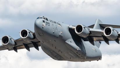 60005 - USA - Air Force Boeing C-17A Globemaster III