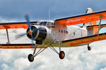 OK-JID - Private Antonov An-2