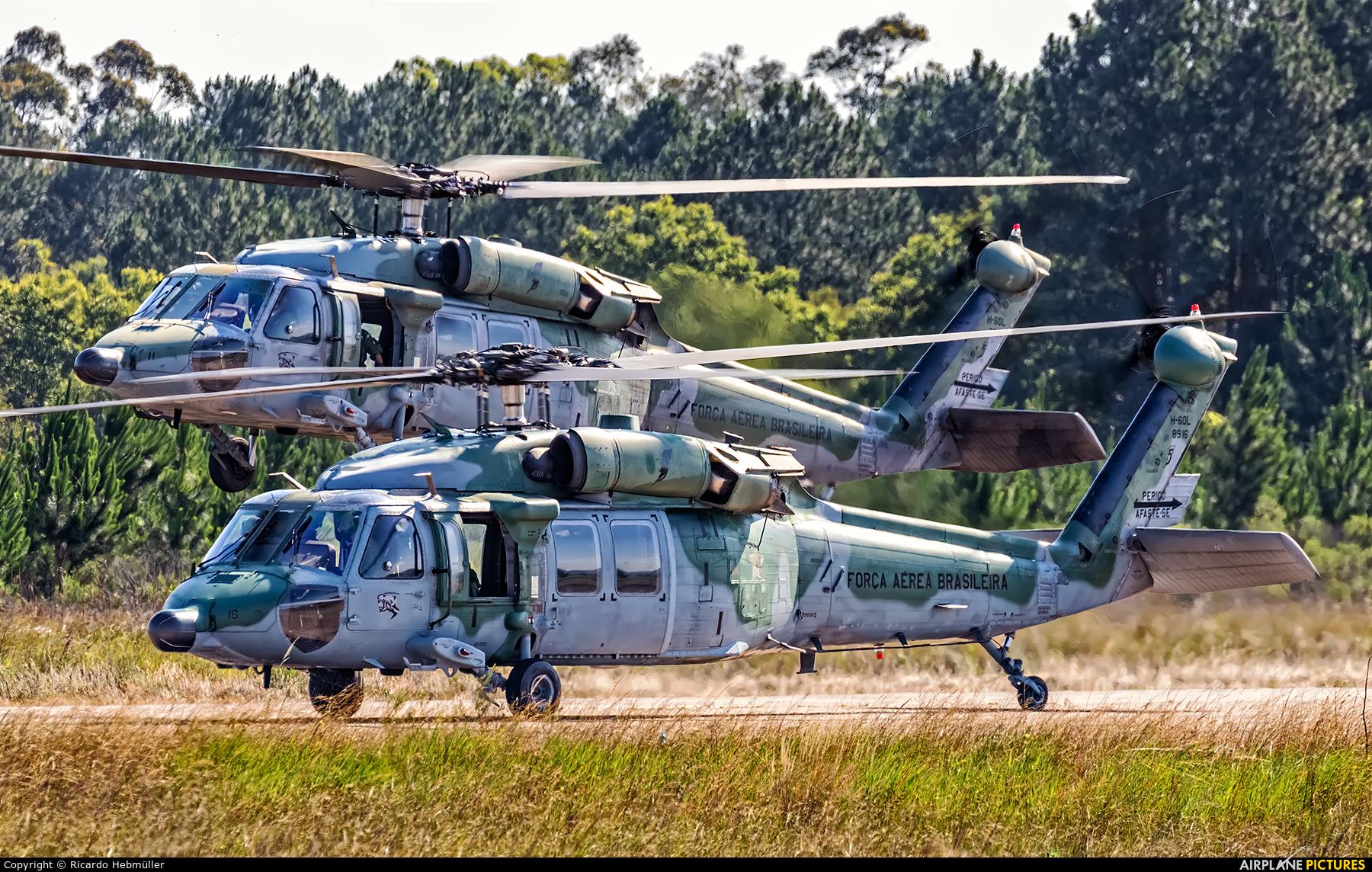 Brazil - Air Force 8916 aircraft at Santa Maria