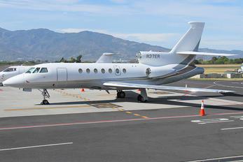 N37ER - Private Dassault Falcon 50