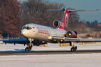 RA-85823 - Samara Tupolev Tu-154M