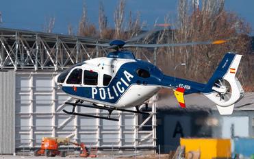 EC-KOA - Spain - Police Eurocopter EC135 (all models)