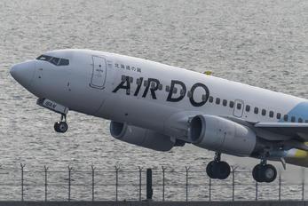 JA16AN - Air Do - Hokkaido International Airlines Boeing 737-700