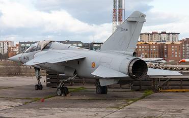 CE.14-30 - Spain - Air Force Dassault Mirage F1BM