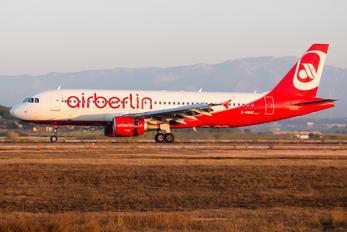 D-ABNE - Air Berlin Airbus A320