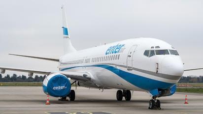 SP-ENL - Enter Air Boeing 737-800