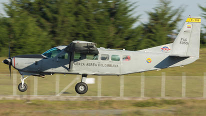 FAC5055 - Colombia - Air Force Cessna 208 Caravan