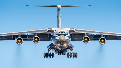 76699 - Ukraine - Air Force Ilyushin Il-76 (all models)