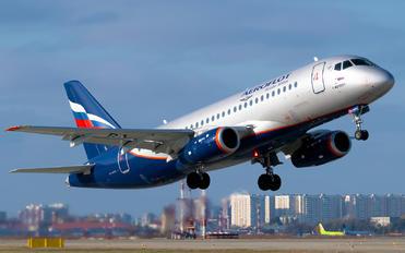 RA-89124 - Aeroflot Sukhoi Superjet 100