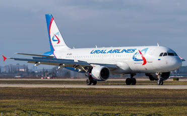 VP-BKX - Ural Airlines Airbus A320