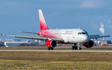 VP-BQK - Rossiya Airbus A319