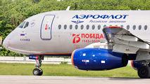 RA-89099 - Aeroflot Sukhoi Superjet 100LR aircraft
