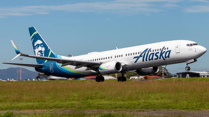 N448AS - Alaska Airlines Boeing 737-900ER