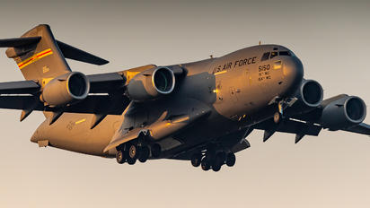 05-5150 - USA - Air Force Boeing C-17A Globemaster III