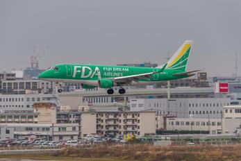 JA04FJ - Fuji Dream Airlines Embraer ERJ-175