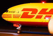 D-AALP - AeroLogic Boeing 777F aircraft