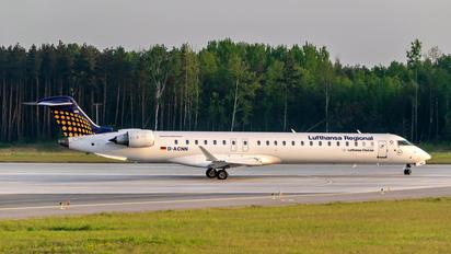D-ACNN - Lufthansa Regional - CityLine Bombardier CRJ-900NextGen