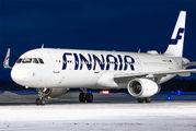 OH-LZU - Finnair Airbus A321 aircraft