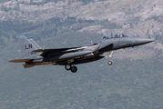 91-0302 - USA - Air Force McDonnell Douglas F-15E Strike Eagle aircraft