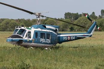MM81655 - Italy - Police Agusta / Agusta-Bell AB 212AM