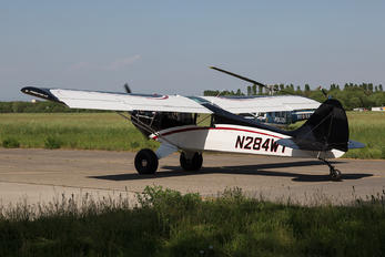 N284WY - Private Aviat A-1 Husky