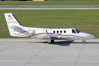 OE-FMK - Private Cessna 501 Citation I / SP