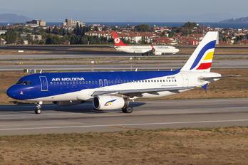 ER-AXT - Air Moldova Airbus A320