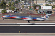 N474 - American Airlines McDonnell Douglas MD-82 aircraft