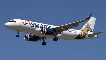 LV-HEK - JetSMART Argentina Airbus A320