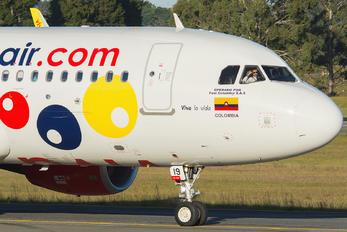 HK-5319 - Viva Air Airbus A320