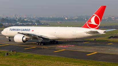TC-LJO - Turkish Cargo Boeing 777F