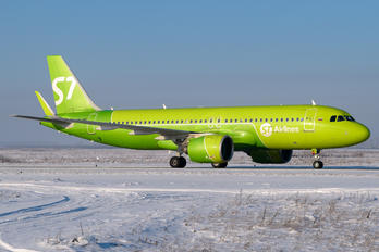VP-BWC - S7 Airlines Airbus A320 NEO