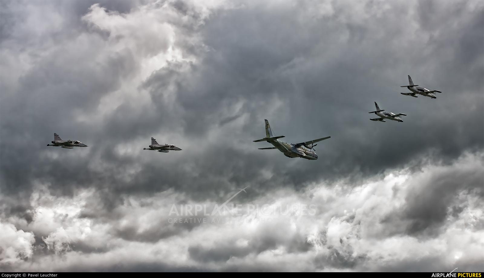 Czech - Air Force 0454 aircraft at Hradec Králové