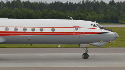 RF-66023 - Russia - Air Force Tupolev Tu-134Sh