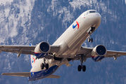 VP-BOQ - Ural Airlines Airbus A321 NEO aircraft
