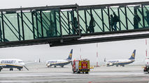 EPKK - - Airport Overview - Airport Overview - Apron aircraft