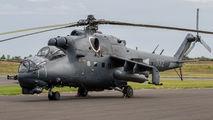 332 - Hungary - Air Force Mil Mi-24P aircraft