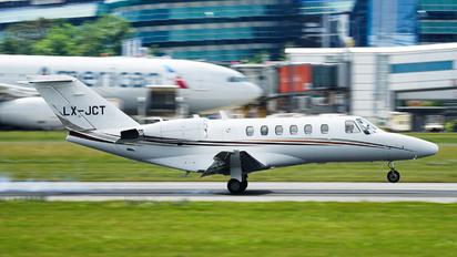 LX-JCT - Global Jet Luxembourg Cessna 525 CitationJet
