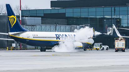 EI-DPI - Ryanair Boeing 737-800