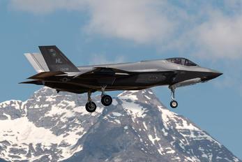 17-5239 - USA - Air Force Lockheed Martin F-35A Lightning II