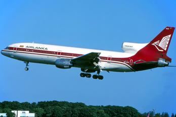 4R-ULC - Air Lanka Lockheed L-1011 - 300 TriStar