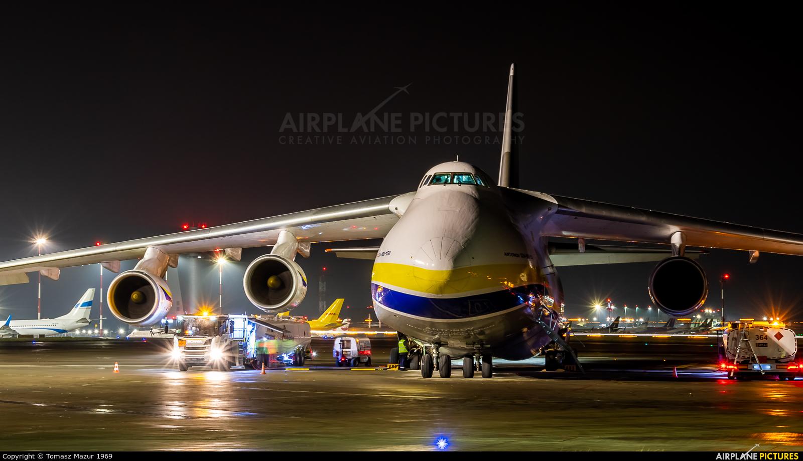 Antonov Airlines /  Design Bureau UR-82072 aircraft at Katowice - Pyrzowice