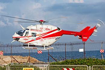 4X-BDN - Lahak Aviation Kawasaki BK117