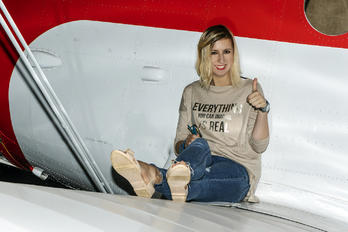 SP-KBA - - Aviation Glamour - Aviation Glamour - Model
