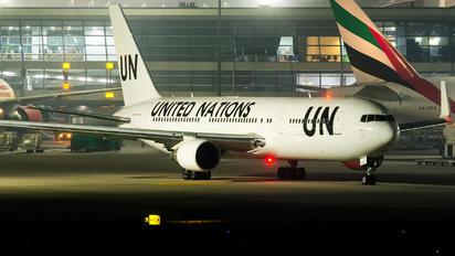 ET-ALJ - Ethiopian Airlines Boeing 767-300ER